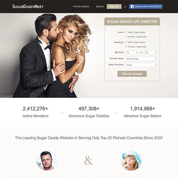sugar daddy dating site canada